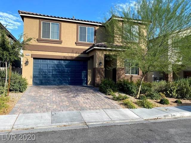 5344 Mountain Garland Lane, North Las Vegas, NV 89081 (MLS #2215590) :: Jeffrey Sabel