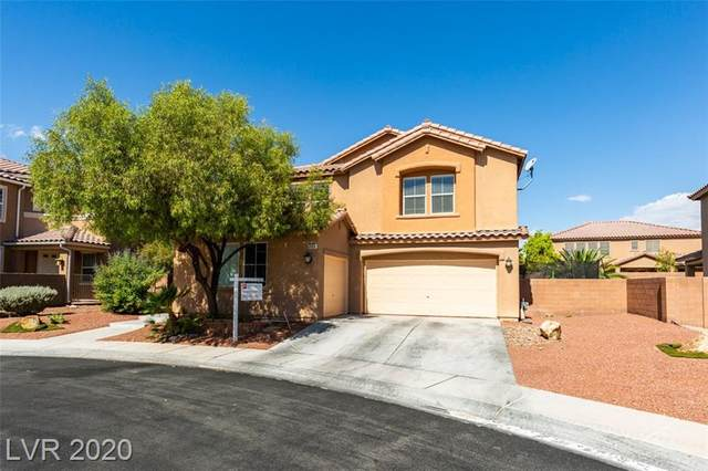 6909 Little Gull Court, North Las Vegas, NV 89084 (MLS #2215608) :: Signature Real Estate Group