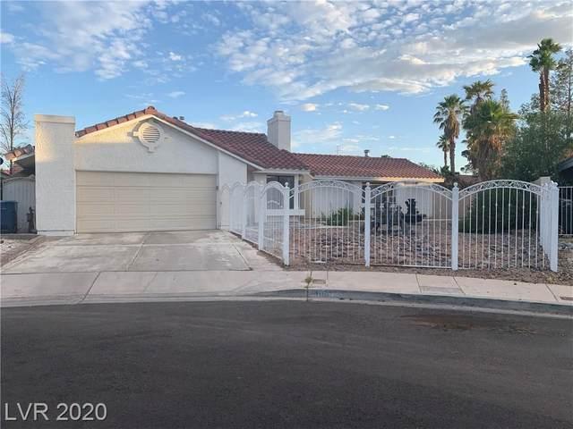 4001 Tangerine Court, Las Vegas, NV 89103 (MLS #2215615) :: Vestuto Realty Group