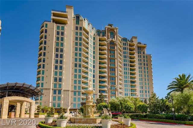 9103 Alta Drive #1007, Las Vegas, NV 89145 (MLS #2215644) :: Jeffrey Sabel