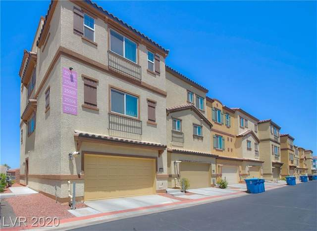 1525 Spiced Wine Avenue #25101, Henderson, NV 89074 (MLS #2215645) :: Jeffrey Sabel
