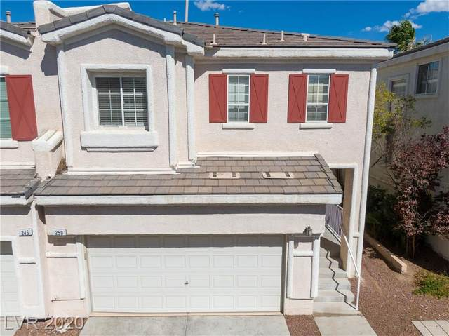 250 Queens Court, Henderson, NV 89052 (MLS #2215736) :: The Perna Group