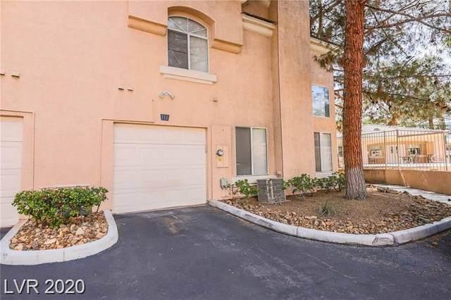 3950 Sandhill Road #112, Las Vegas, NV 89121 (MLS #2215764) :: Helen Riley Group | Simply Vegas
