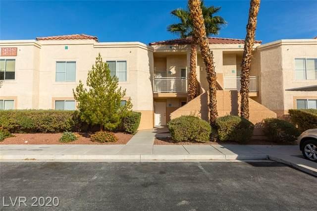 5000 Red Rock Street #148, Las Vegas, NV 89118 (MLS #2215822) :: Kypreos Team