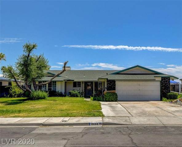 4444 Greenhill Drive, Las Vegas, NV 89121 (MLS #2215854) :: Helen Riley Group | Simply Vegas