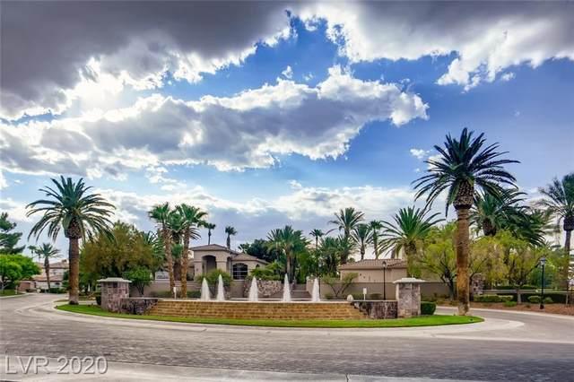 2050 Warm Springs Road #822, Henderson, NV 89014 (MLS #2215863) :: Kypreos Team