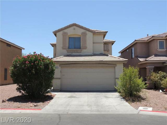 6557 Frias Point Court, Las Vegas, NV 89122 (MLS #2215878) :: Performance Realty