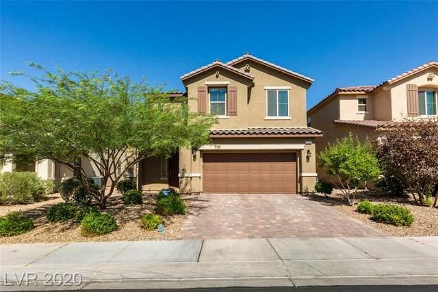 6546 Dolian Creek, Las Vegas, NV 89148 (MLS #2215928) :: Jeffrey Sabel