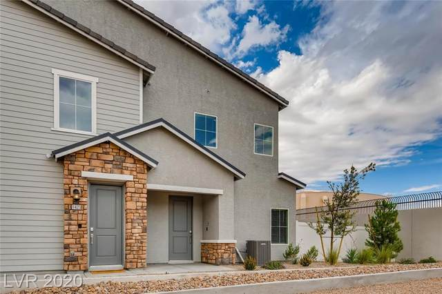 525 Thea Street #1411, Henderson, NV 89052 (MLS #2215962) :: Realty One Group