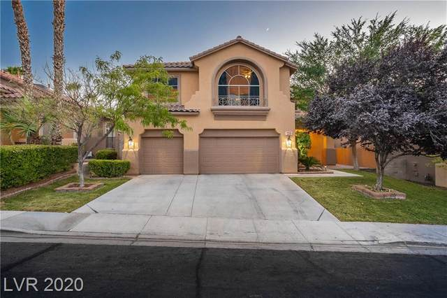 1259 Autumn Wind Way, Henderson, NV 89052 (MLS #2215990) :: Signature Real Estate Group