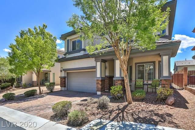 10613 Emerald Path Avenue, Las Vegas, NV 89166 (MLS #2215997) :: Realty One Group