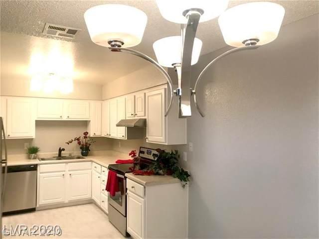 3151 Soaring Gulls Drive #1161, Las Vegas, NV 89128 (MLS #2216010) :: Jeffrey Sabel