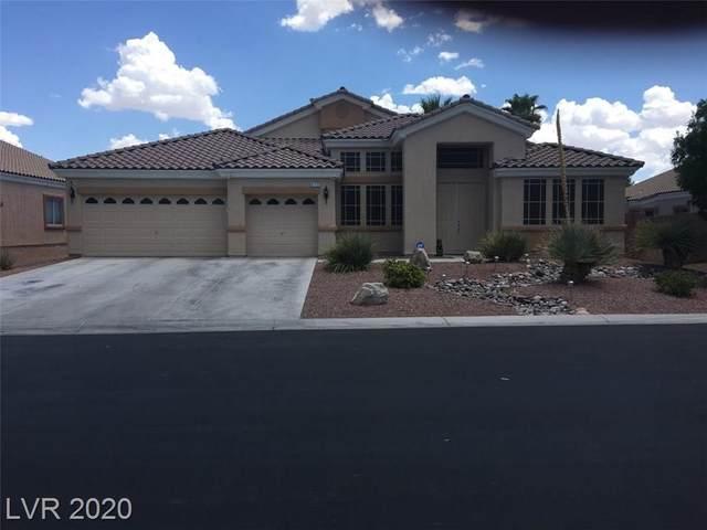 6712 Tumbler Street, North Las Vegas, NV 89084 (MLS #2216089) :: Signature Real Estate Group