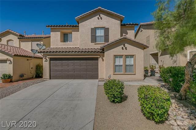 862 Blushing Rose Place, Henderson, NV 89052 (MLS #2216091) :: Performance Realty