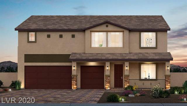 4123 Kibraney Avenue Lot 190, North Las Vegas, NV 89084 (MLS #2216121) :: The Mark Wiley Group | Keller Williams Realty SW
