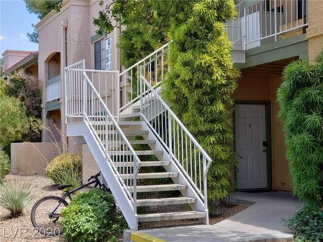 5134 S Jones Boulevard #103, Las Vegas, NV 89118 (MLS #2216135) :: Jeffrey Sabel