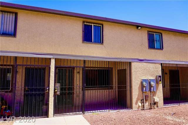 3521 Rio Robles Drive C, North Las Vegas, NV 89030 (MLS #2216143) :: Helen Riley Group | Simply Vegas