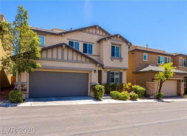 6758 Haymarket Street, Las Vegas, NV 89166 (MLS #2216196) :: Billy OKeefe | Berkshire Hathaway HomeServices