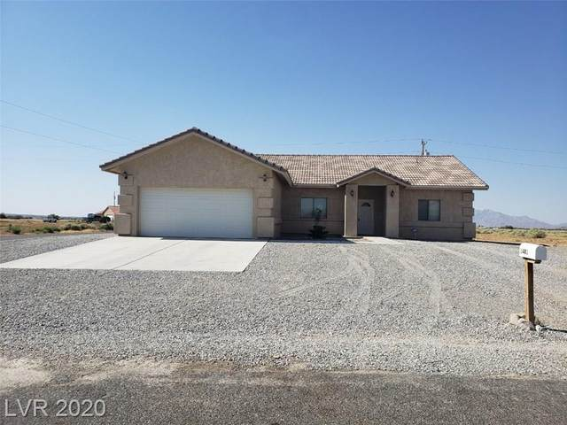 1481 Big Oak Lane, Pahrump, NV 89060 (MLS #2216217) :: Jeffrey Sabel