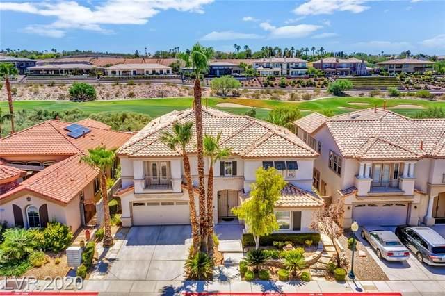 1275 Panini Drive, Henderson, NV 89052 (MLS #2216220) :: Signature Real Estate Group