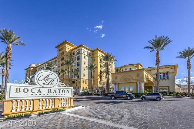 2455 Serene Avenue #914, Las Vegas, NV 89123 (MLS #2216264) :: The Perna Group