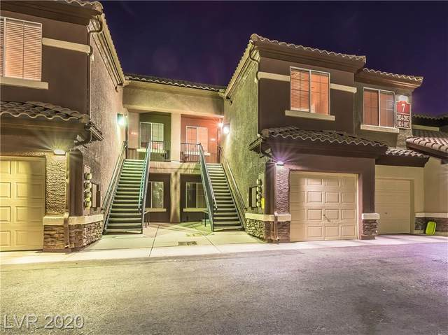8324 W Charleston Boulevard #2024, Las Vegas, NV 89117 (MLS #2216297) :: The Shear Team