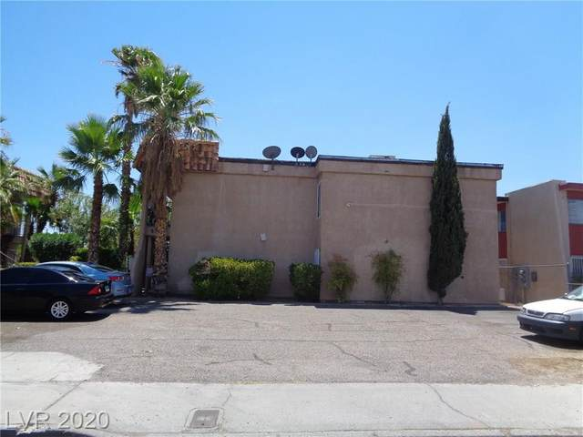 5357 Retablo Avenue, Las Vegas, NV 89103 (MLS #2216303) :: The Perna Group