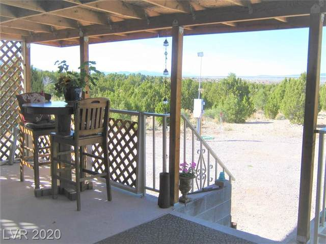 526 Timber Crest Way, Pioche, NV 89043 (MLS #2216306) :: Signature Real Estate Group