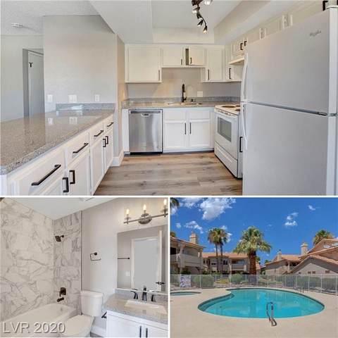 917 Boulder Mesa Drive #202, Las Vegas, NV 89128 (MLS #2216339) :: The Lindstrom Group