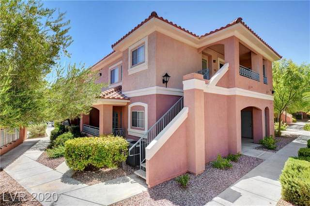 301 Pine Haven Street #101, Las Vegas, NV 89144 (MLS #2216348) :: Hebert Group | Realty One Group