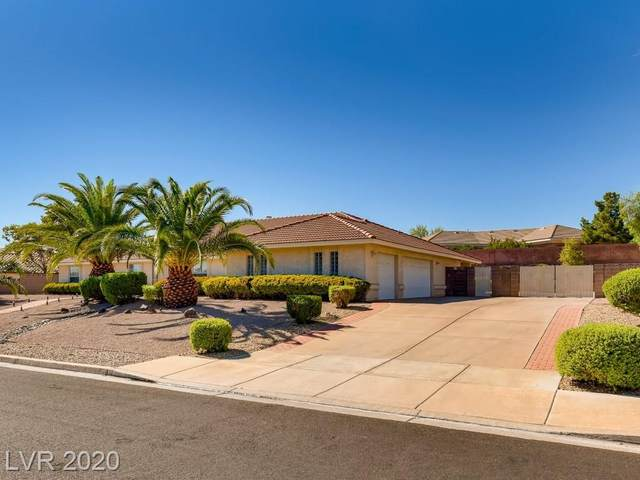 261 E Country Club Drive, Henderson, NV 89015 (MLS #2216349) :: Helen Riley Group | Simply Vegas