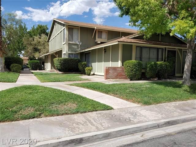 1536 Dorothy Avenue #2, Las Vegas, NV 89119 (MLS #2216390) :: The Lindstrom Group