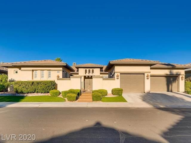 4630 Denaro Drive, Las Vegas, NV 89135 (MLS #2216392) :: Signature Real Estate Group