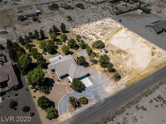 1551 Francine Street, Pahrump, NV 89060 (MLS #2216398) :: The Mark Wiley Group | Keller Williams Realty SW