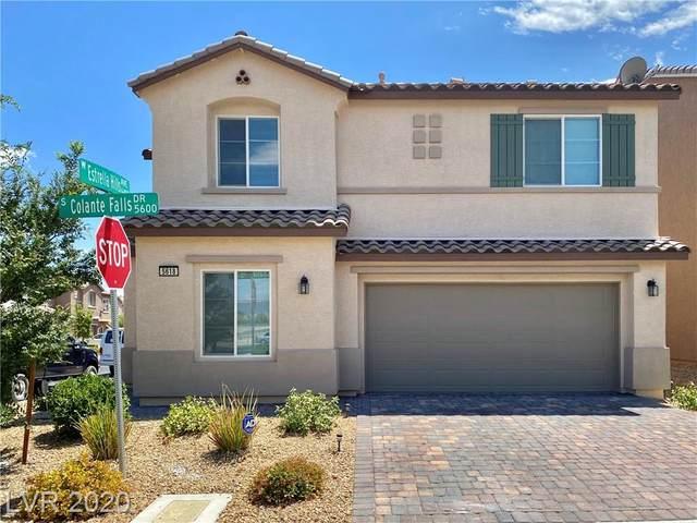 5618 Colante Falls Drive, Las Vegas, NV 89118 (MLS #2216417) :: Hebert Group   Realty One Group