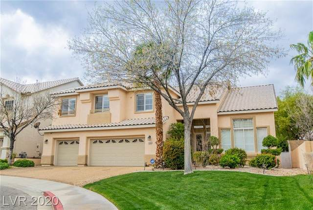 2103 Donlon Court, Henderson, NV 89012 (MLS #2216431) :: Realty One Group