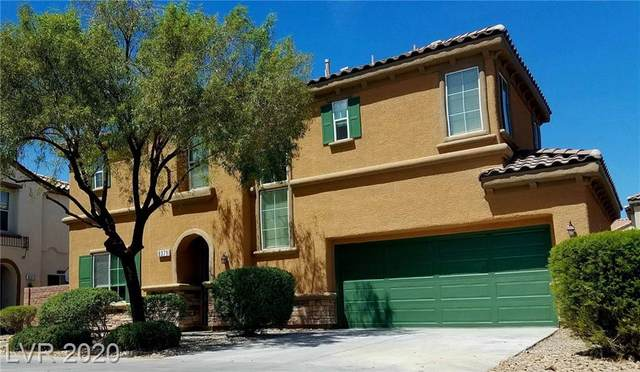 8379 Gourley Avenue, Las Vegas, NV 89178 (MLS #2216452) :: The Lindstrom Group