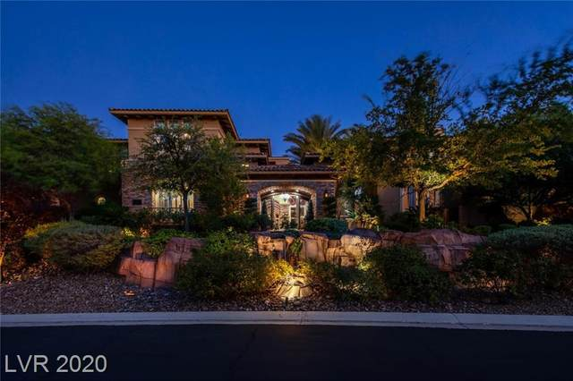 5 Wood Creek Court, Las Vegas, NV 89141 (MLS #2216470) :: Vestuto Realty Group