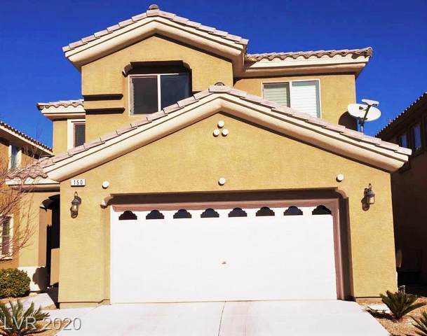 150 Short Ruff Way, Las Vegas, NV 89148 (MLS #2216497) :: Vestuto Realty Group