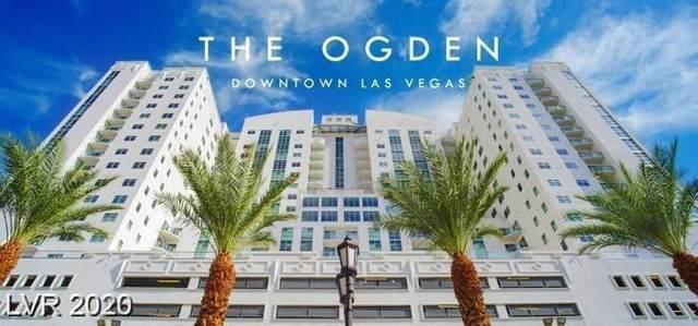 150 Las Vegas Boulevard #1618, Las Vegas, NV 89101 (MLS #2216502) :: Hebert Group   Realty One Group