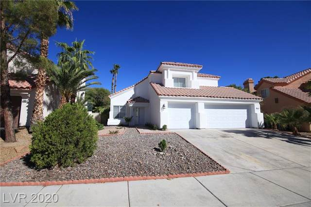 7816 Cape Vista Lane, Las Vegas, NV 89128 (MLS #2216575) :: The Lindstrom Group