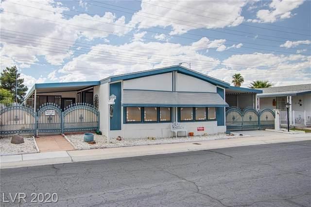 3159 La Barca Lane, Las Vegas, NV 89122 (MLS #2216632) :: Billy OKeefe | Berkshire Hathaway HomeServices