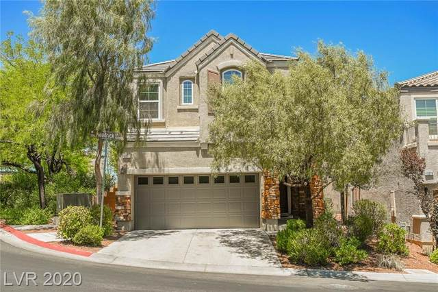 10272 Headrick Drive, Las Vegas, NV 89166 (MLS #2216676) :: Realty One Group
