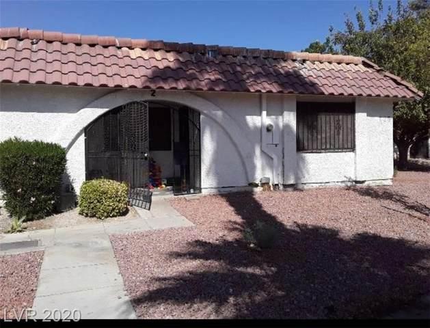 825 Hedge Way #2, Las Vegas, NV 89110 (MLS #2216704) :: The Mark Wiley Group | Keller Williams Realty SW