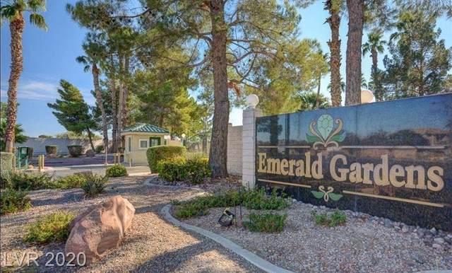 1560 Jamielinn Lane #203, Las Vegas, NV 89110 (MLS #2216706) :: Signature Real Estate Group