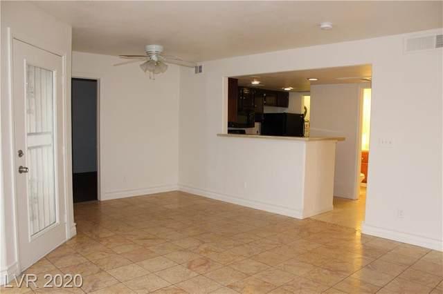 1830 Pecos Road #127, Las Vegas, NV 89115 (MLS #2216719) :: Signature Real Estate Group