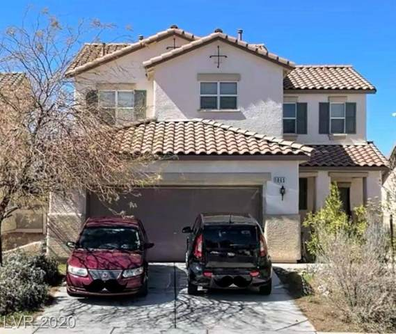 1065 Crescent Falls Street, Henderson, NV 89011 (MLS #2216724) :: Vestuto Realty Group