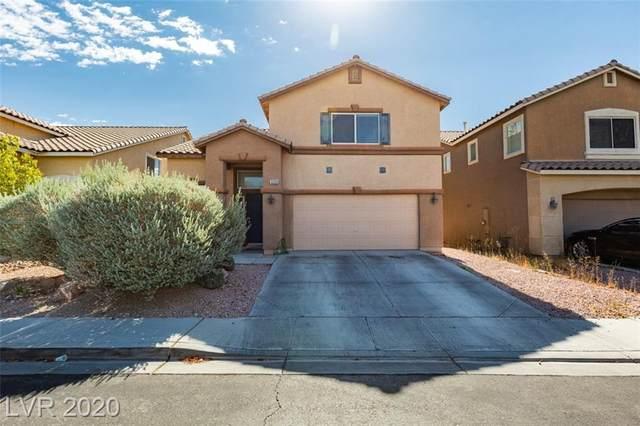 6308 Sereno Springs Street, North Las Vegas, NV 89081 (MLS #2216729) :: Billy OKeefe | Berkshire Hathaway HomeServices