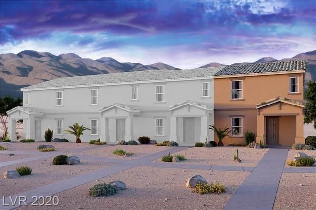 4489 Dover Straight Street Lot 127, Las Vegas, NV 89115 (MLS #2216745) :: The Mark Wiley Group | Keller Williams Realty SW