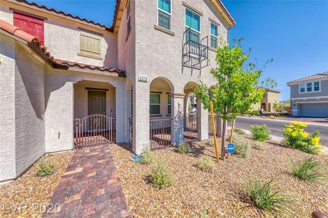 2878 Turnstone Ridge Street, Henderson, NV 89044 (MLS #2216748) :: The Shear Team
